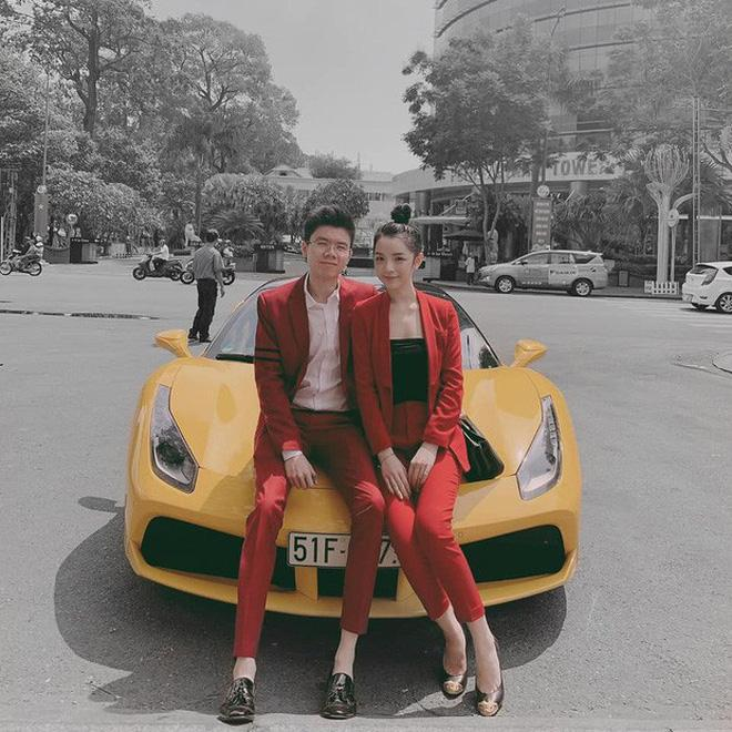 Hội con nhà giàu Việt được bố mẹ tặng quà: Siêu xe 16 tỷ, kim cương, tiền mặt chả nhân dịp gì-2