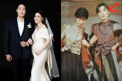 Thông tin hiếm hoi về mẹ chồng là sao hạng A Hàn Quốc của Pha Lê