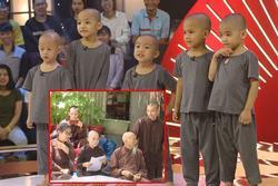 Sốc: '5 chú tiểu' ở Tịnh thất Bồng Lai không phải trẻ mồ côi
