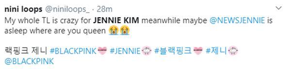 Jennie tiếp bước Jisoo lên thẳng top trending Mỹ chỉ bằng 1 bức ảnh-5