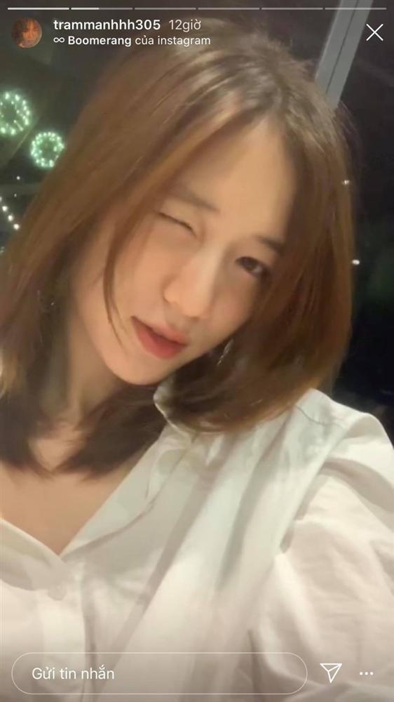 Trâm Anh - vợ JustaTee được khen giống Park Min Young vì nhan sắc thăng hạng giữa tin đồn bầu bí tập 2-4
