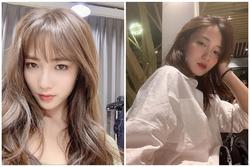 Trâm Anh - vợ JustaTee được khen giống Park Min Young vì nhan sắc thăng hạng giữa tin đồn 'bầu bí' tập 2