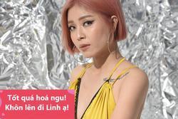 MC Hoàng Linh bất ngờ lên mạng tự nhận 'ngu', cư dân mạng rủ nhau hóng biến
