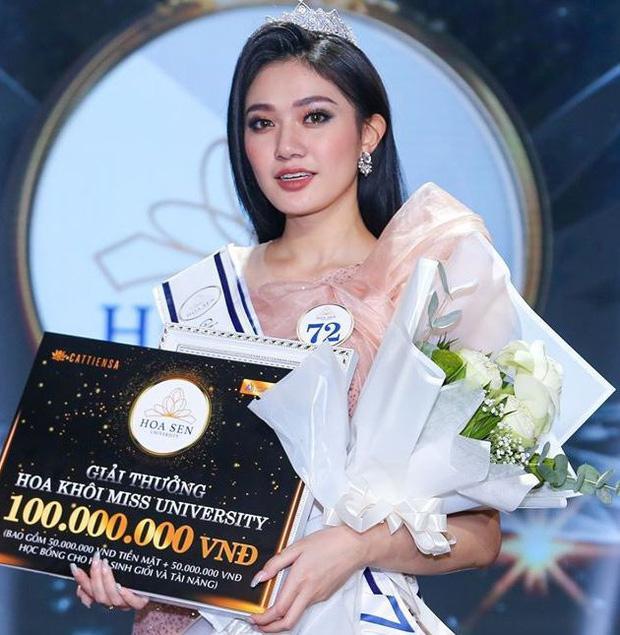 Thí sinh Hoa hậu Việt Nam 2020: Người siêu giỏi hùng biện, người bắn súng cực hay-7