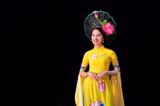 Thí sinh Hoa hậu Việt Nam 2020: Người siêu giỏi hùng biện, người bắn súng cực hay-13