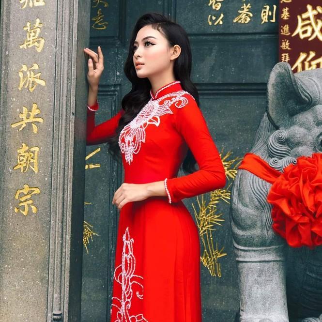 Thí sinh Hoa hậu Việt Nam 2020: Người siêu giỏi hùng biện, người bắn súng cực hay-21