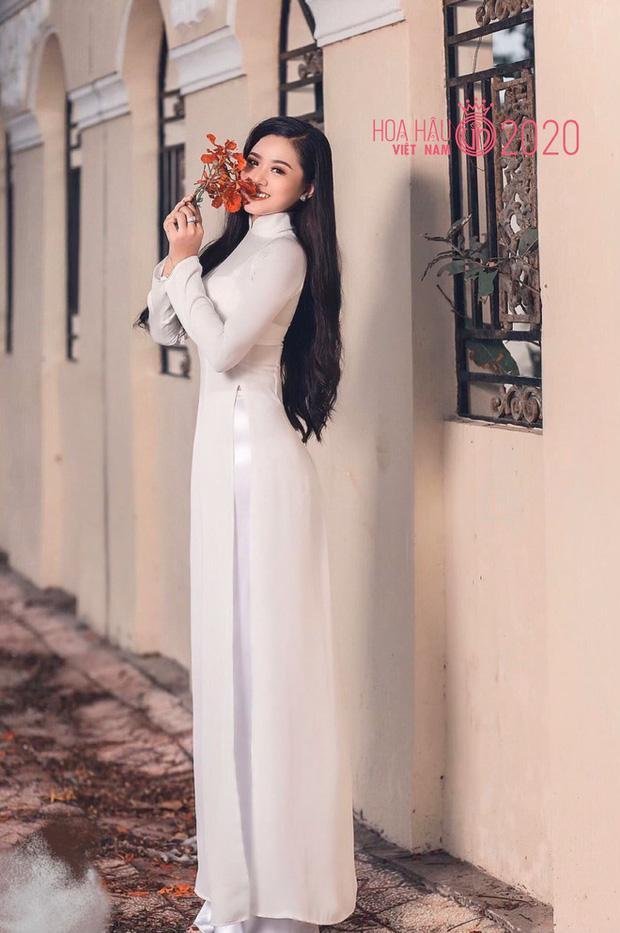 Nghề chính thí sinh Hoa hậu Việt Nam 2020: Từ vận động viên judo đến MC truyền hình-1