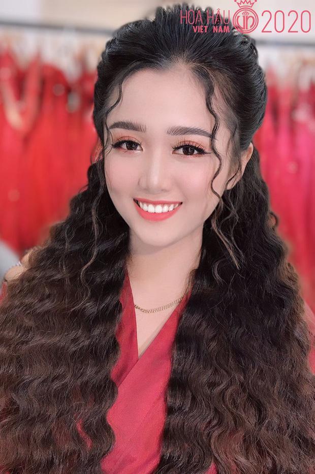 Nghề chính thí sinh Hoa hậu Việt Nam 2020: Từ vận động viên judo đến MC truyền hình-3