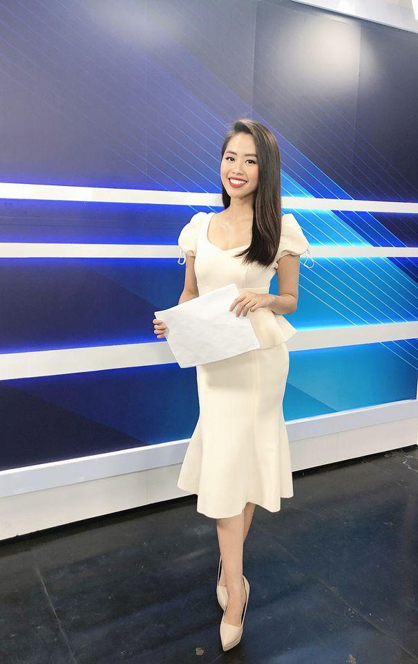 Nghề chính thí sinh Hoa hậu Việt Nam 2020: Từ vận động viên judo đến MC truyền hình-4