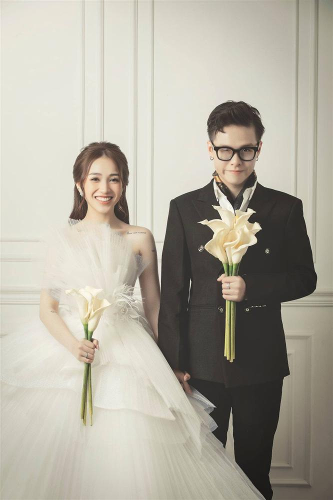 Khó rời mắt với bộ ảnh cưới giờ mới hé lộ của con gái Minh Nhựa-5
