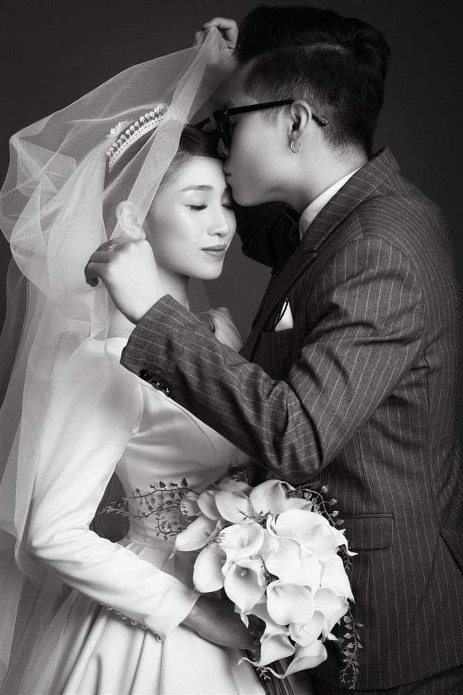 Khó rời mắt với bộ ảnh cưới giờ mới hé lộ của con gái Minh Nhựa-6