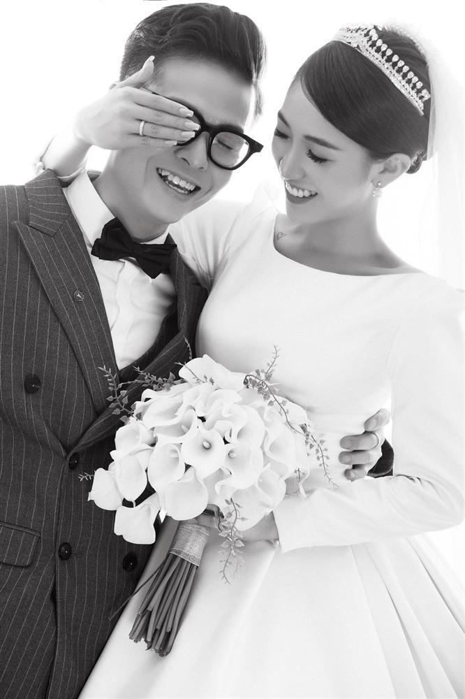Khó rời mắt với bộ ảnh cưới giờ mới hé lộ của con gái Minh Nhựa-7