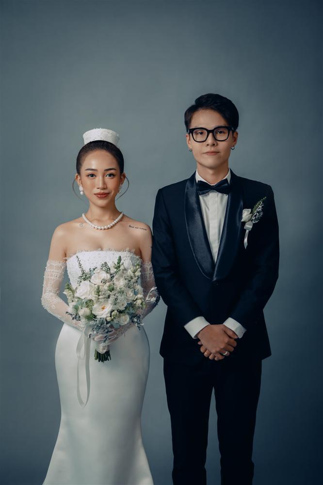 Khó rời mắt với bộ ảnh cưới giờ mới hé lộ của con gái Minh Nhựa-10