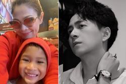 Thanh Thảo tức giận khi bị chỉ trích lợi dụng con trai Ngô Kiến Huy