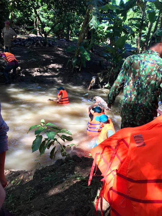 Tìm thấy thi thể người phụ nữ bị cuốn mất tích trong cơn mưa ở Đồng Nai-1