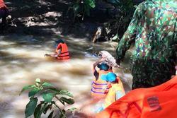 Tìm thấy thi thể người phụ nữ bị cuốn mất tích trong cơn mưa ở Đồng Nai