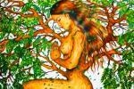 Bạn nhìn thấy cô gái hay cái cây? Câu trả lời tiết lộ bạn hướng nội hay hướng ngoại?
