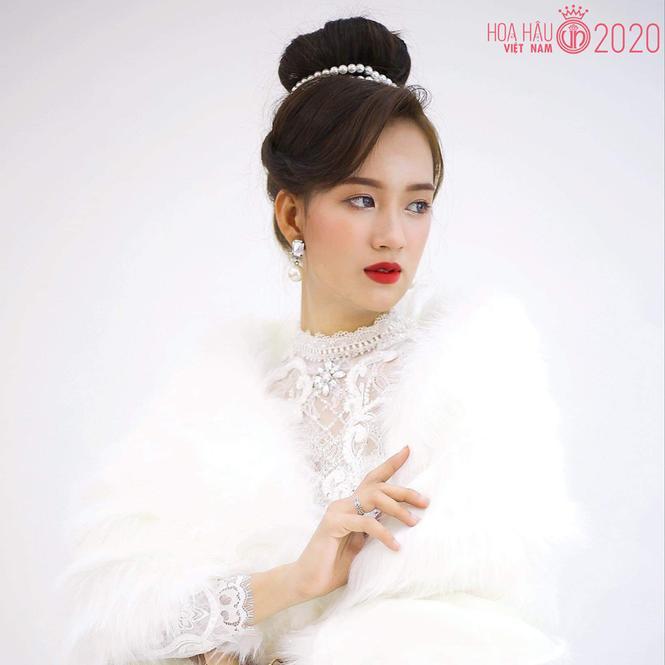 Nghề chính thí sinh Hoa hậu Việt Nam 2020: Từ vận động viên judo đến MC truyền hình-23