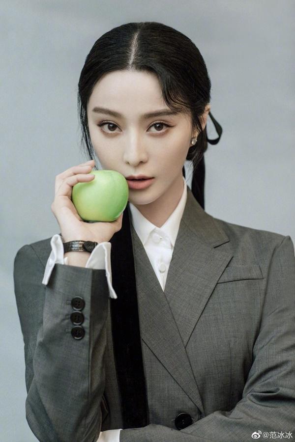 Phạm Băng Băng hé lộ về phim mới-1