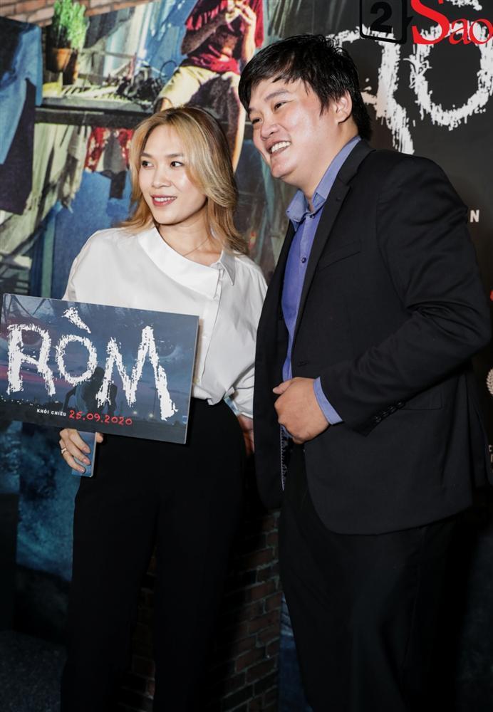Mỹ Tâm, Trấn Thành và dàn sao Việt chúc mừng phim RÒM được ra rạp-2