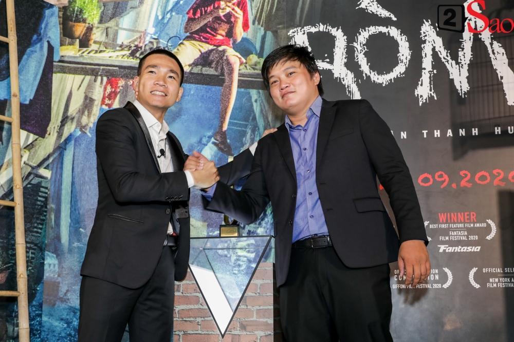Mỹ Tâm, Trấn Thành và dàn sao Việt chúc mừng phim RÒM được ra rạp-5