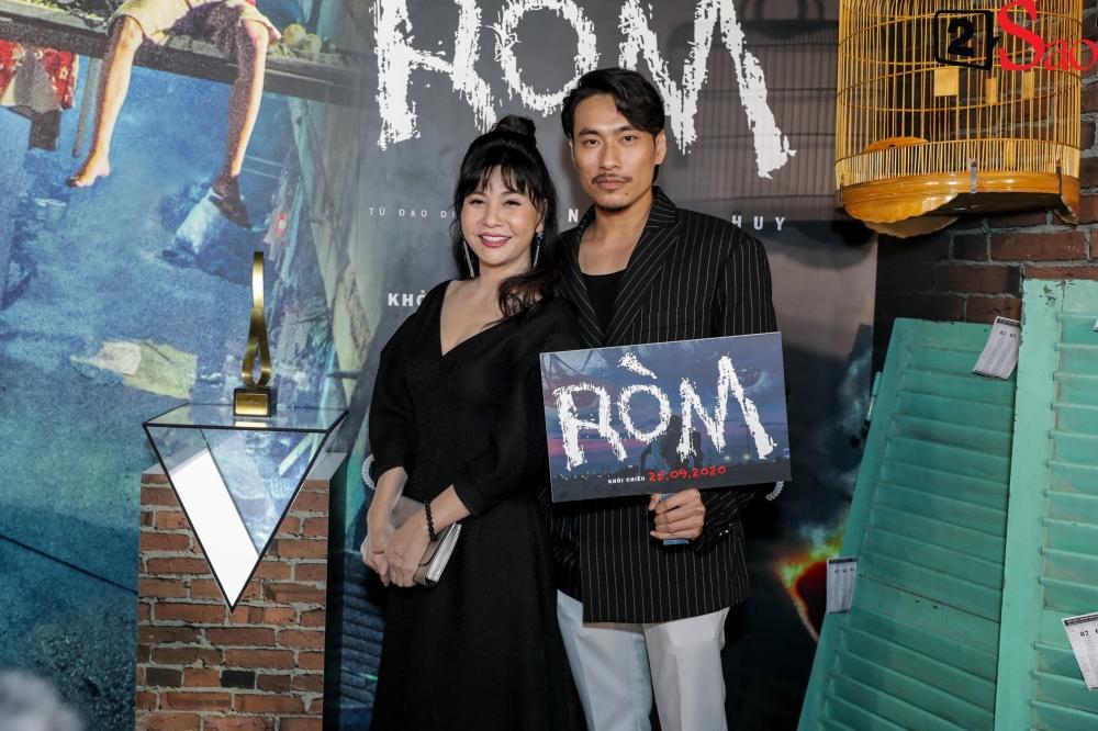 Mỹ Tâm, Trấn Thành và dàn sao Việt chúc mừng phim RÒM được ra rạp-9