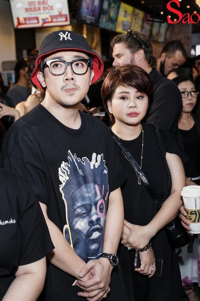 Mỹ Tâm, Trấn Thành và dàn sao Việt chúc mừng phim RÒM được ra rạp-10