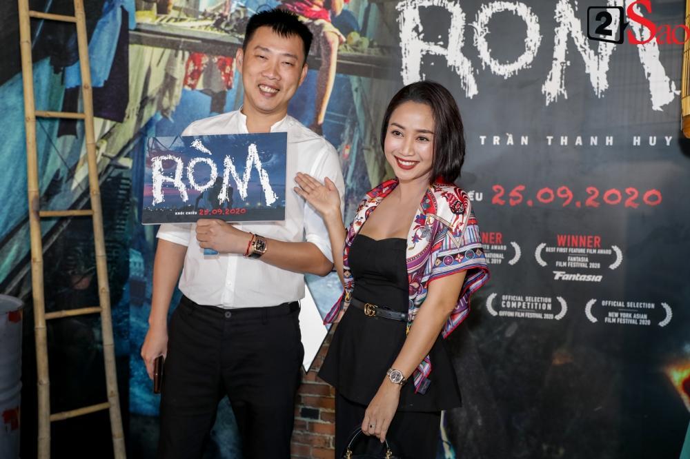 Mỹ Tâm, Trấn Thành và dàn sao Việt chúc mừng phim RÒM được ra rạp-15