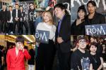 Mỹ Tâm, Trấn Thành và dàn sao Việt chúc mừng phim 'RÒM' được ra rạp