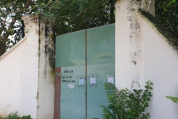 Hàng xóm nói gì về Tịnh thất Bồng Lai-1