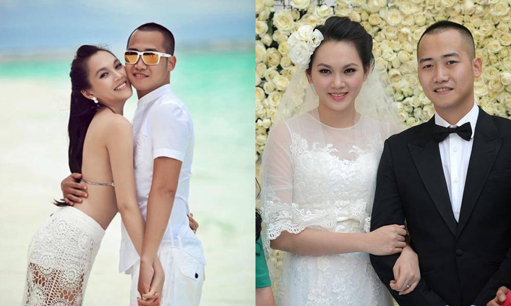 Sự thật tin đồn hôn nhân người mẫu Ngọc Thạch và chồng thiếu gia-8