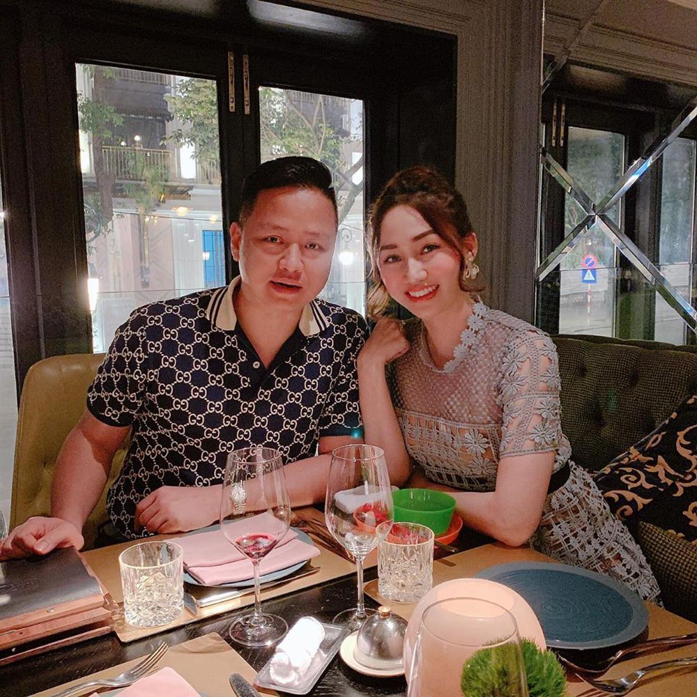 Chồng đại gia mừng sinh nhật Á hậu Ngô Trà My tình bể bình-6