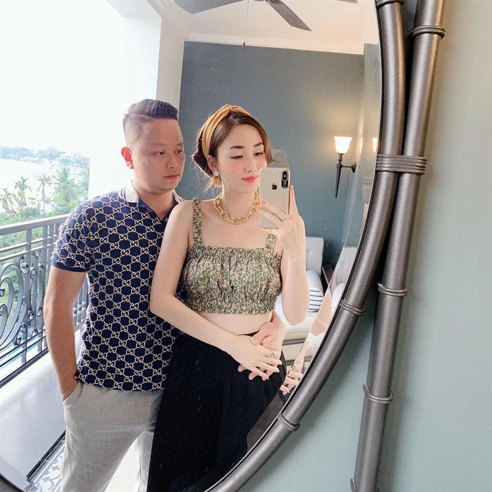 Chồng đại gia mừng sinh nhật Á hậu Ngô Trà My tình bể bình-7