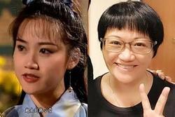 Sao nữ TVB đóng nhiều phim kiếm hiệp Kim Dung nhất bây giờ ra sao?