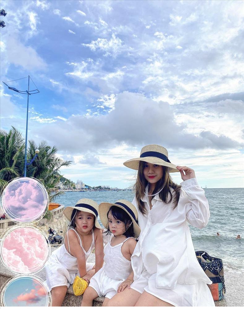 Vợ cũ Hoài Lâm khiến dân mạng hết hồn với bức ảnh như bầu lần 3-1