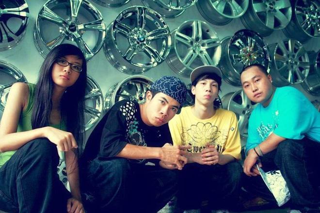 Phong cách hiphop nổi loạn của Suboi cách đây 10 năm-1