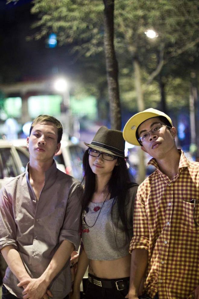 Phong cách hiphop nổi loạn của Suboi cách đây 10 năm-5