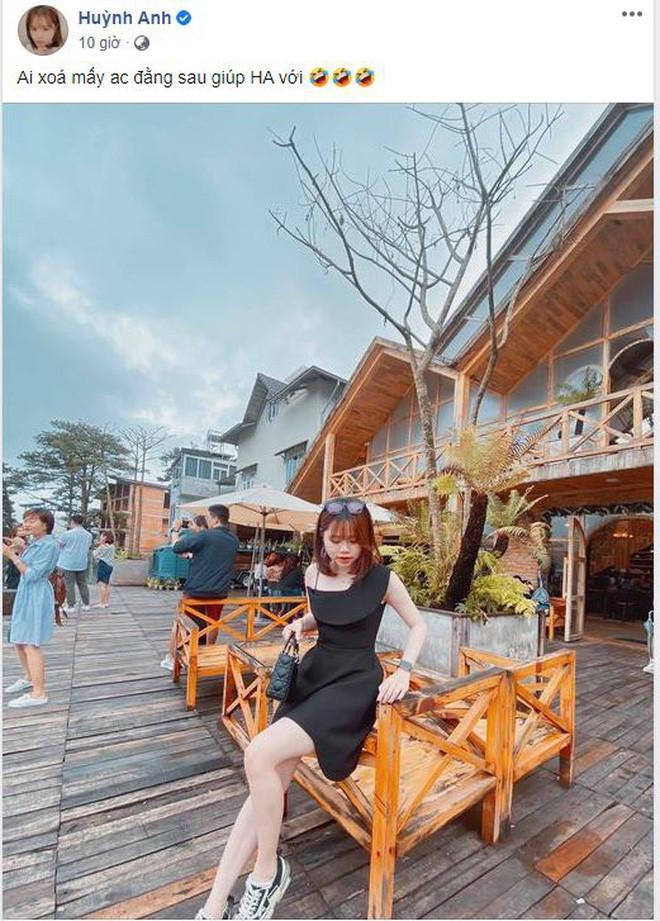 Nhờ dân mạng photoshop ảnh, bạn gái Quang Hải nhận loạt hình cười ra nước mắt-1