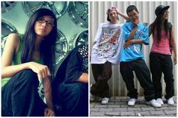 Phong cách hiphop nổi loạn của Suboi cách đây 10 năm