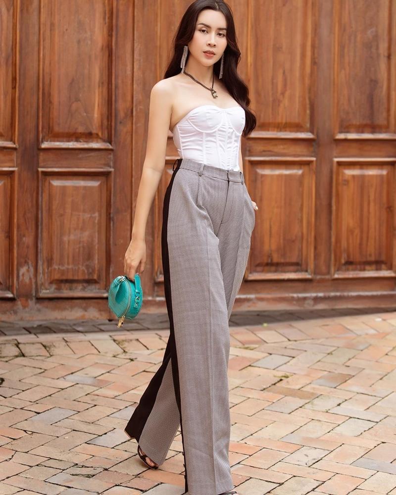 Miu Lê hóa nữ sinh cấp 3 với outfit hack tuổi - Lan Ngọc đích thị là nàng thơ tuần qua-5