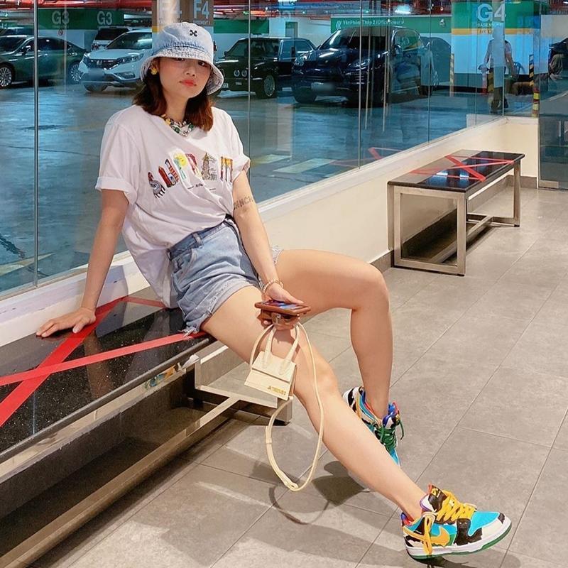 Miu Lê hóa nữ sinh cấp 3 với outfit hack tuổi - Lan Ngọc đích thị là nàng thơ tuần qua-7