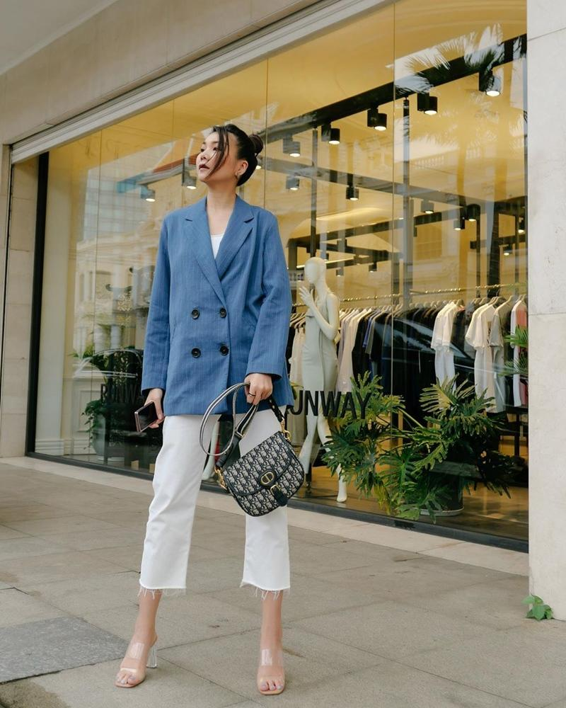 Miu Lê hóa nữ sinh cấp 3 với outfit hack tuổi - Lan Ngọc đích thị là nàng thơ tuần qua-8