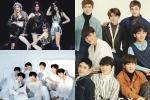 5 nhóm nhạc nổi tiếng nhất tại Hàn theo Twitter: TWICE mất hút, BLACKPINK tụt hậu