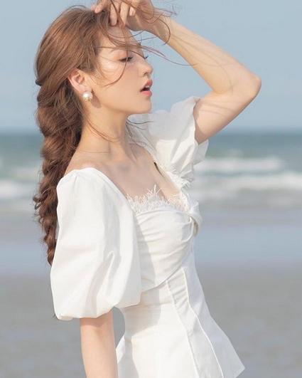 Hoa hậu Đỗ Mỹ Linh bị rào kể chuyện phòng the-1