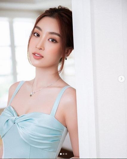 Hoa hậu Đỗ Mỹ Linh bị rào kể chuyện phòng the-4