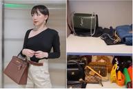 Tóc Tiên tiết lộ nguyên nhân bán gần hết bộ sưu tập túi hàng hiệu
