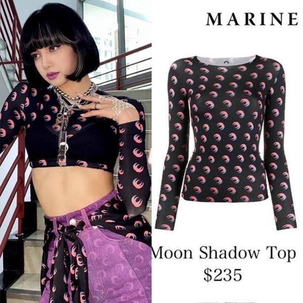 Stylist Black Pink và những lần cắt xén áo váy mọi giá để Lisa khoe eo thon-6