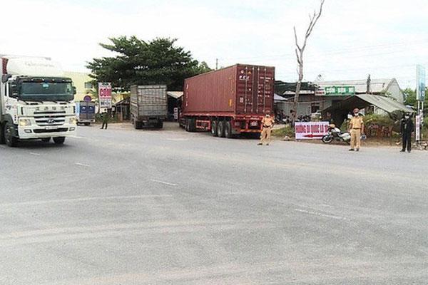 Dỡ bỏ hạn chế đối với người, phương tiện vào Thừa Thiên - Huế từ 0 giờ ngày 25/9-1