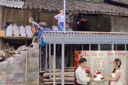 Khoe view nhà mới sang xịn, cô dâu Cao Bằng để lộ nơi trú thân cũ kĩ của bố mẹ chồng