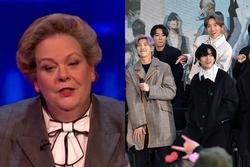Nữ MC người Anh phát ngôn hạ thấp BTS: 'BTS cỏn con, chẳng có gì đáng nói'